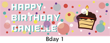 Picture of Birthday Banner 1
