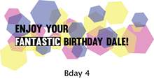 Picture of Birthday Banner 4