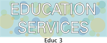 Picture of Education Banner 3