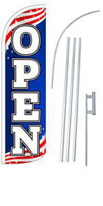 Picture of Open Stars Stripes DLX