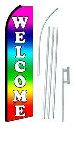 Picture of Welcome Rainbow