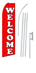Picture of Welcome Red