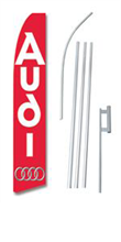 Picture of Audi Flag