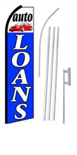 Picture of Auto Loans Flag
