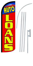 Picture of Auto Loans DLX Flag